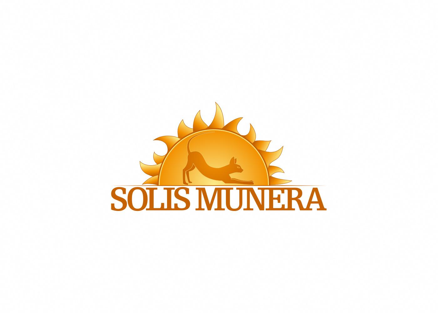 solis munera logo white