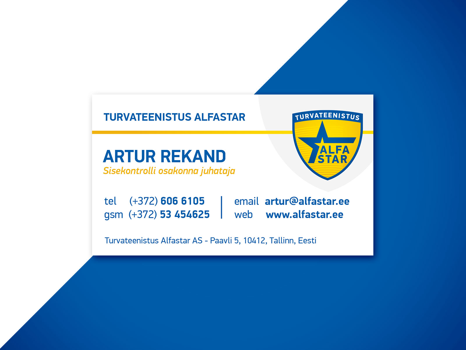 alfastar bc