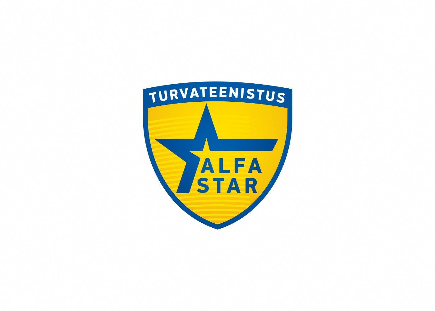 alfastar logo white