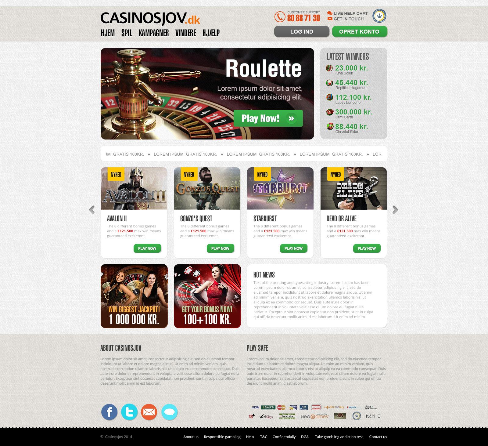 casinosjov site