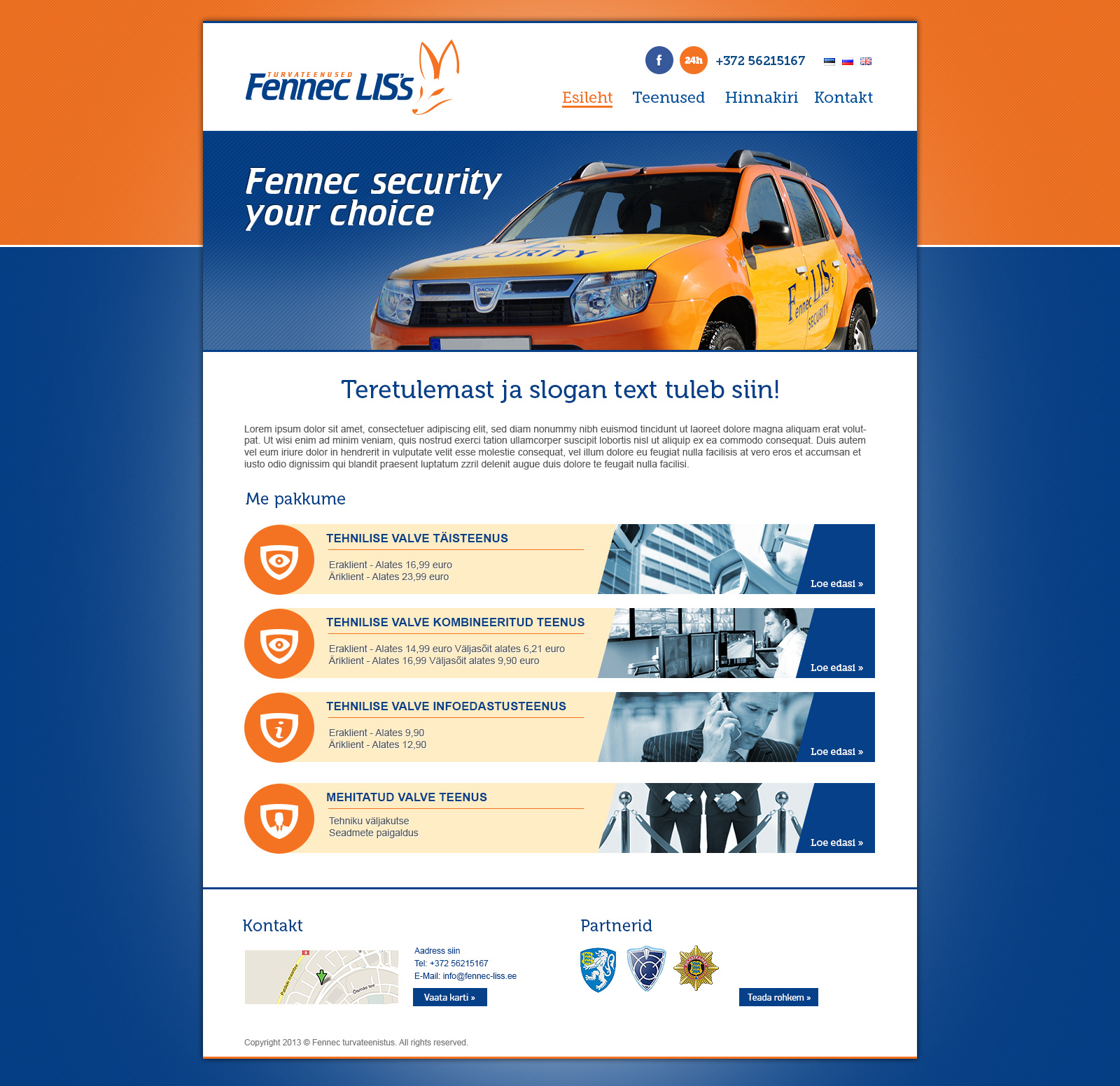 fennec liss site