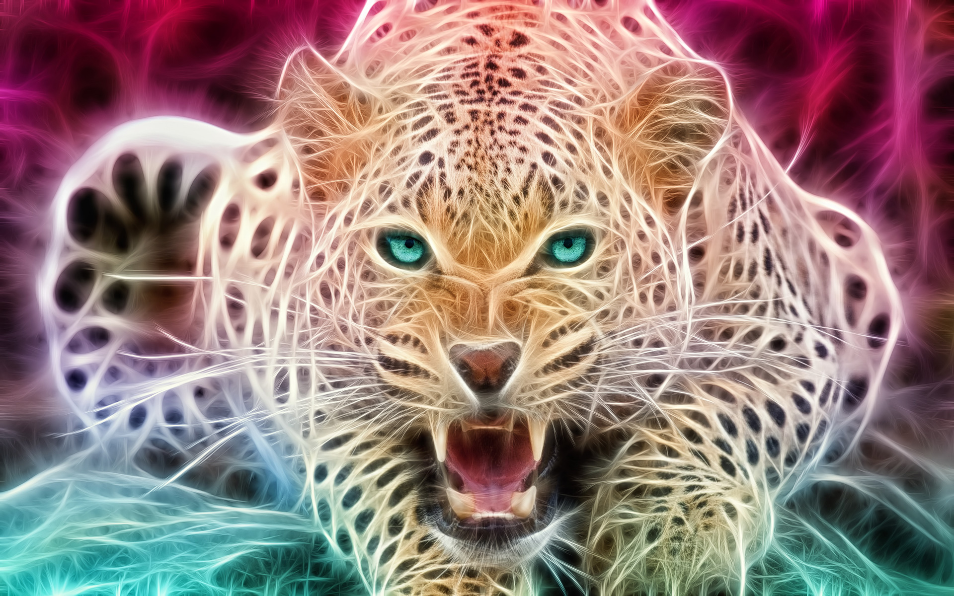 gepard atention