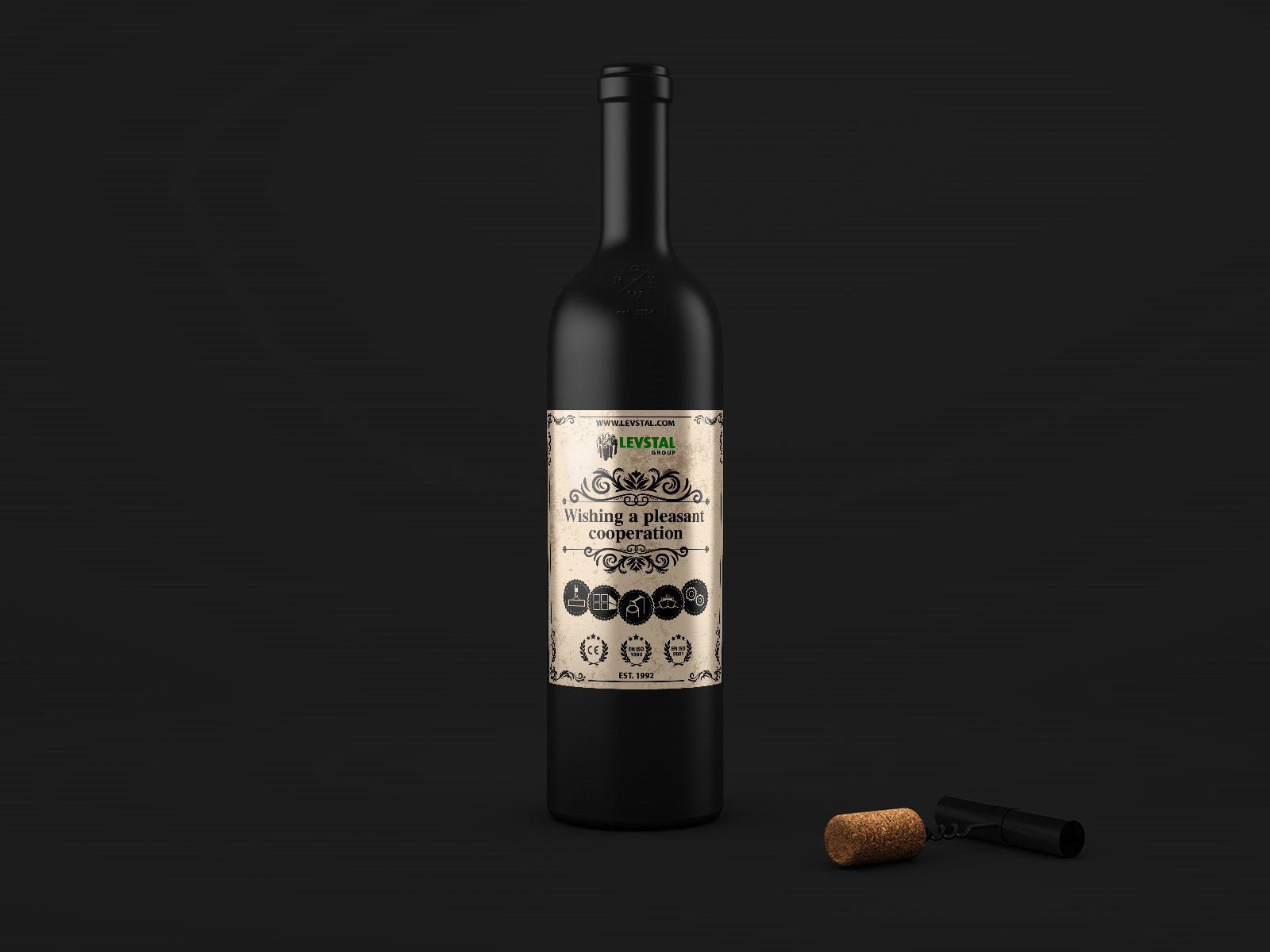 levstal wine