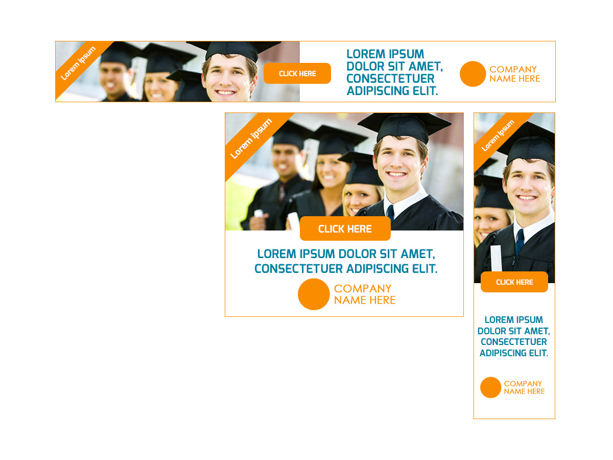 template student simple