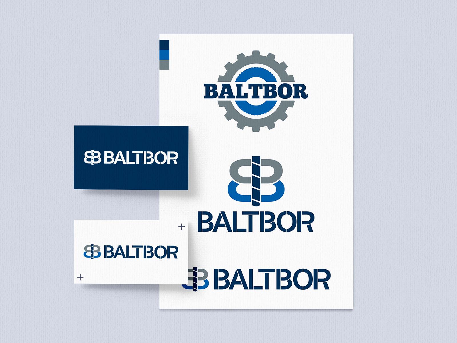 baltbor logotype