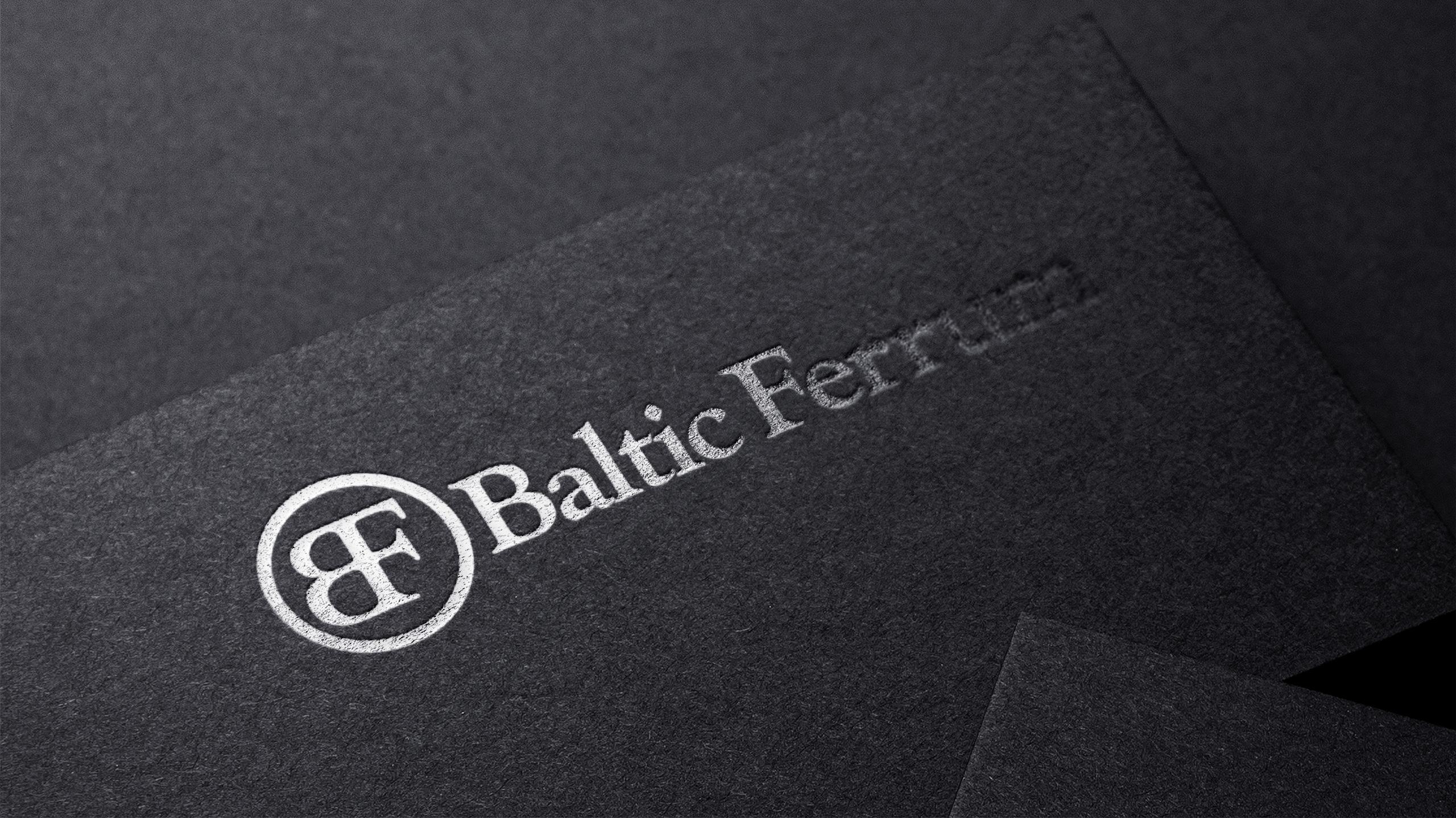 baltic ferrum logo hero