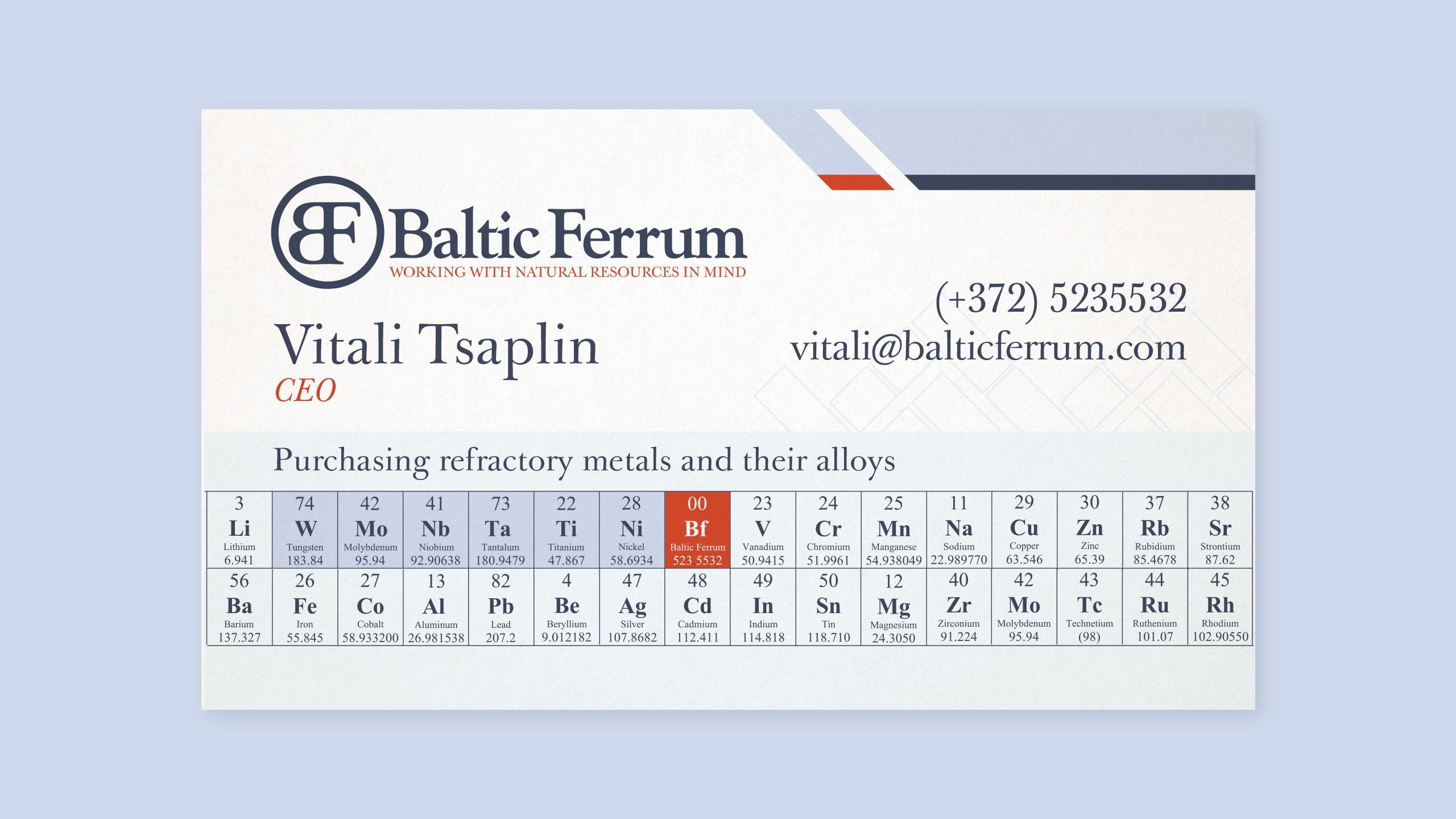 balticferrum bc