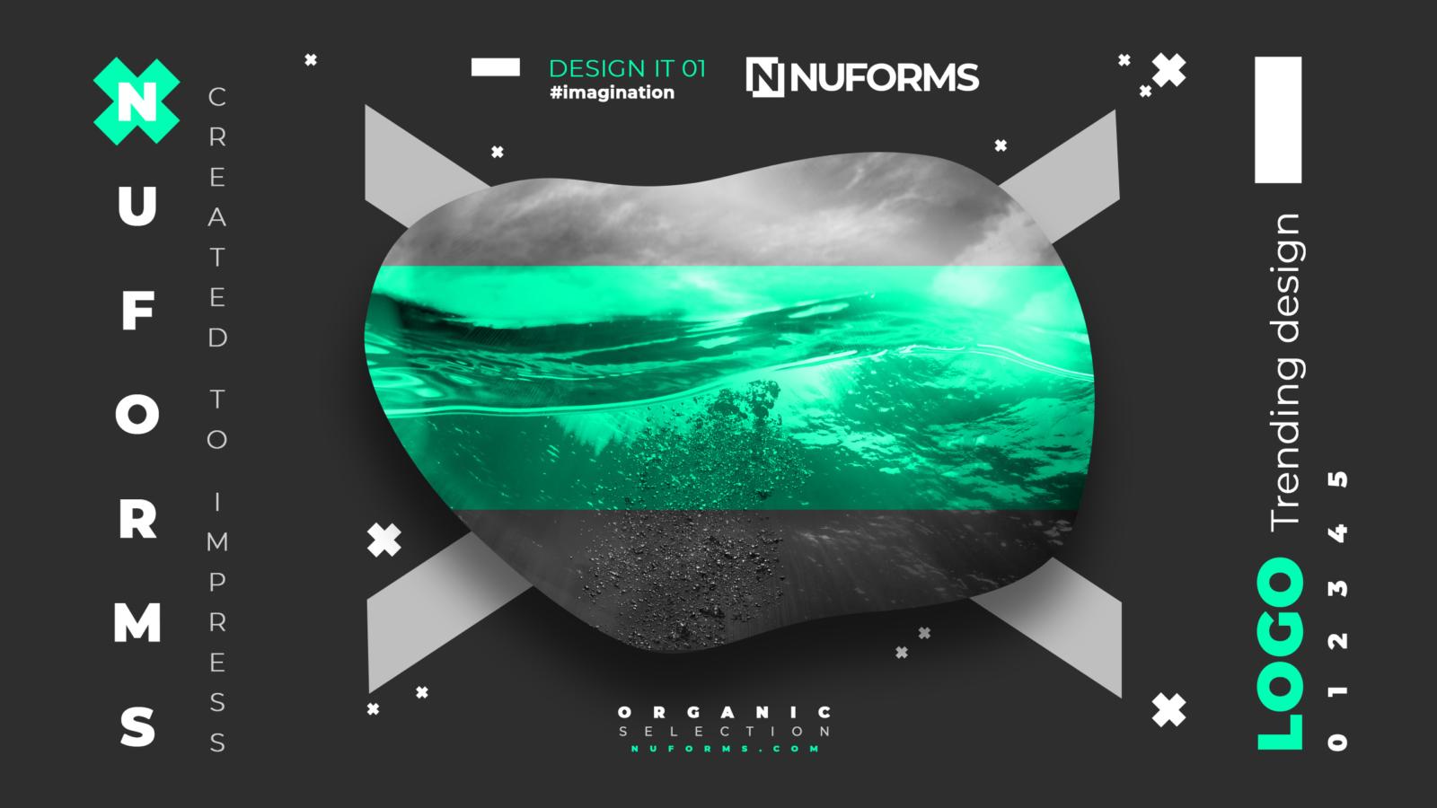 nuforms dark nustyle water